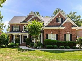 Property for sale at 3809 Fawn Hill Road, Matthews,  NC 28105